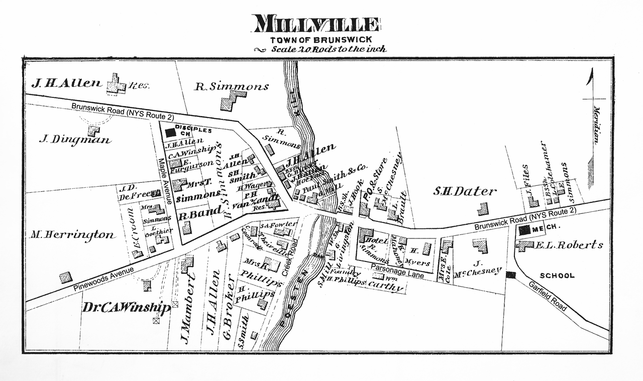 millville dating Time and date gives information about the dates and times from your local region to any area in the world research times across the globe, review the time zone map.