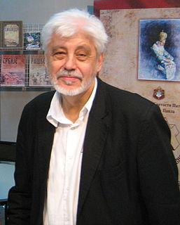 Milovan Vitezović Serbian writer