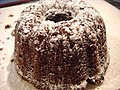 Mini chocolate-cinnamon bundt cake with confectioner's sugar.jpg