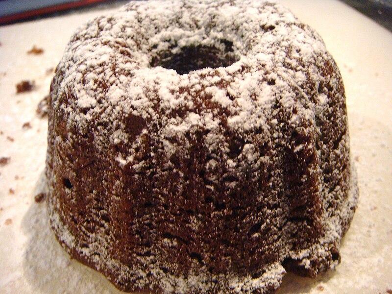 Bundt Cake Using Boxed Cake Mix