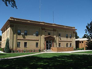 Minidoka County Courthouse, Rupert, Idaho.jpg