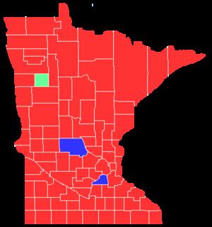 Minnesota gubernatorial election, 1928 - Image: Minnesota Governor 1928