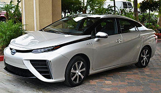 Fuel cell vehicle type of vehicle which uses a fuel cell to power its electric motor