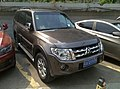 Mitsubishi Pajero CN Spec V6 3.0L(After First Minor change)03.jpg