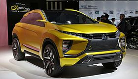 Image illustrative de l'article Mitsubishi ASX
