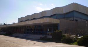 Sports Hall Mladost - Sports hall Mladost