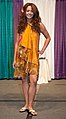 Model at the Fall 2011 Run to the Sun Fashion Show (IMG 3002) (6793969443).jpg