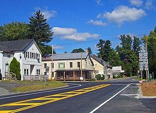 Modena, New York hamlet in New York, United States