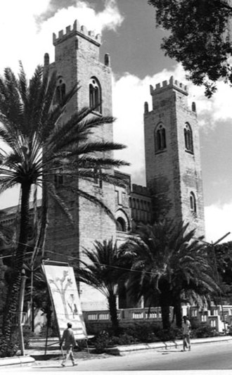 Christianity in Somalia - The Mogadishu Cathedral