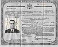 Mohan Singh Sekhon naturalization certificate.jpg