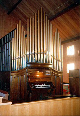 M. P. Moller - Opus 515 (1904): First Christian Church (Albany, New York)