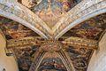 Monestir de la Trinitat de València, volta del cor baix.JPG