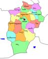 Mongolia Ovorkhangai sum map mk.png