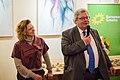 Monica Frassoni and Reinhard Bütikofer 2019.jpg