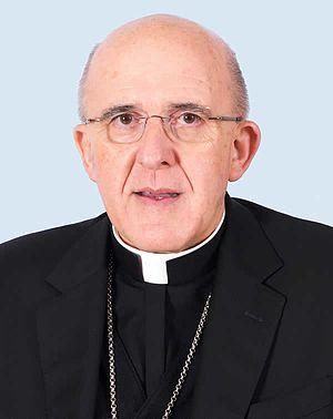 Carlos Osoro Sierra - Image: Mons. Osoro (30877902606)