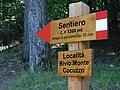 Monte Cocuzzo Sentiero Naturalistico della Comunita' Montana Serre Cosentine - panoramio.jpg