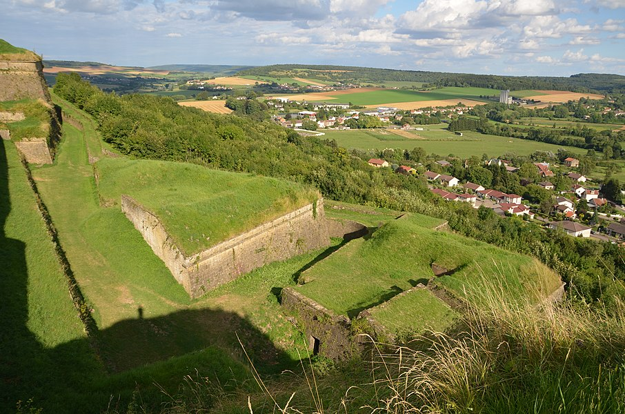 Montmedy Citadel - Storm the Bastions!