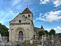 Montpeyroux, l'église Saint Pierre.jpg