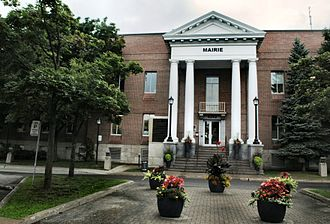 Montréal-Nord - Montreal North Borough Hall