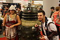 Montreal Comiccon 2015 - Assassin's Creed and an Ironside Dalek (19292306999).jpg