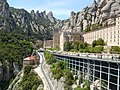 Montserrat oberhalb von Barcelona - panoramio.jpg