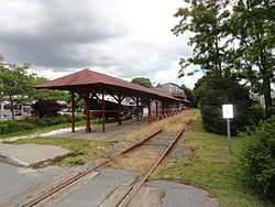 Monument Beach Train Station.JPG