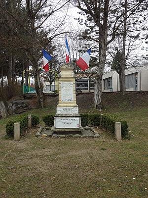 Aiglun, Alpes-de-Haute-Provence - War Memorial of the Commune of Aiglun