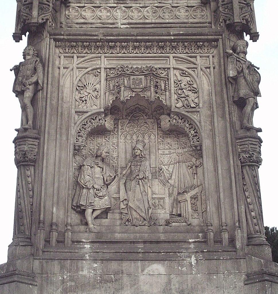 Monumento a Colón (Madrid) 02