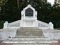 Monumentul eroilor Manastirea Dealu.JPG