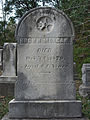 Morgan (Hugh H.), Bethany Cemetery, 2015-10-09, 01.jpg