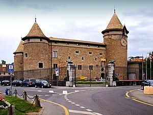 Morges - Morges Castle