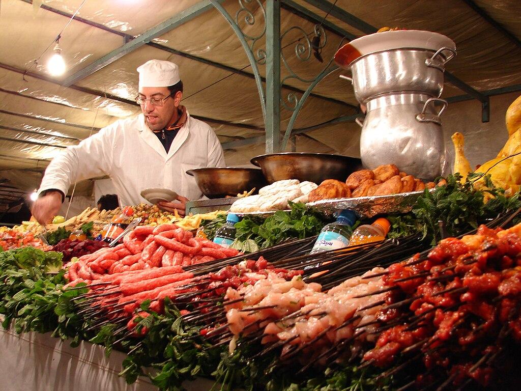 Restaurant Special Fruit De Mer A Reims
