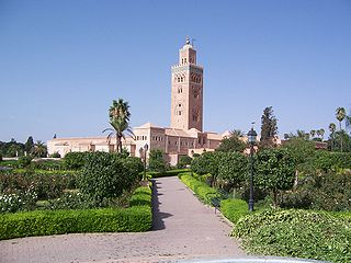 koutoubia moschee wikipedia. Black Bedroom Furniture Sets. Home Design Ideas