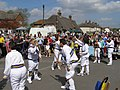 Morris dancing at the Downton Cuckoo Fair - geograph.org.uk - 160413.jpg