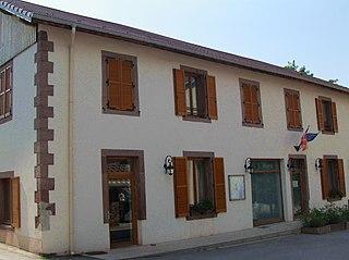 Mortagne, Vosges Commune in Grand Est, France
