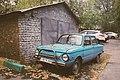 Moscow, Zaporozhets car with bullbars (21237359302).jpg