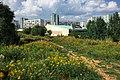 Moscow, Zapovednaya Street, sports facilities in Chermyanka Valley (31520981146).jpg