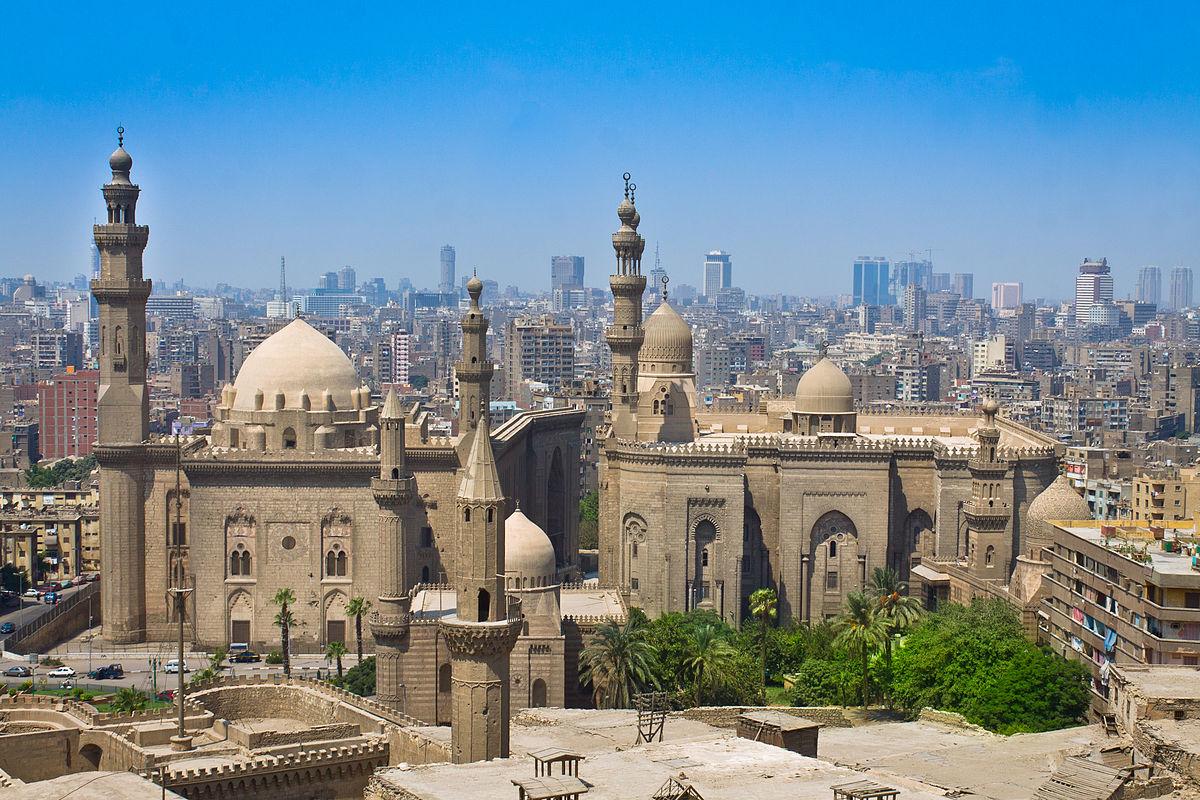 Mosque Wikipedia: Mosque-Madrassa Of Sultan Hassan