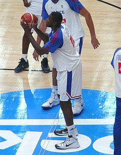 Mouhammadou Jaiteh French basketball player