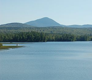 Mount Blue (Maine) - Image: Mount Blue Maine