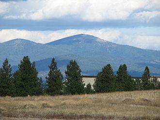 Mount Spokane - Image: Mount Spokane