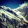 Mountains covered with snow as seen on the way to chitral.jpg