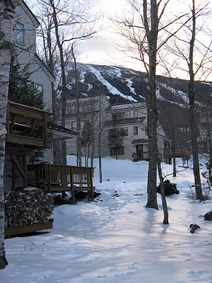 Sugarloaf (ski resort) - Condominiums built during the 70's