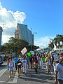 Moveon.org Anti Trump Family Separation Protests - Miami Dade College, Miami Florida 11.jpg