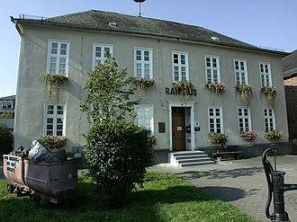 Selters (Taunus) - Image: Muenster Rathaus