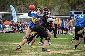 Image illustrative de l'article Quidditch moldu