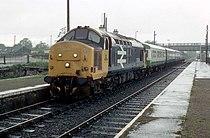 Muir of Ord railway station in 1988.jpg