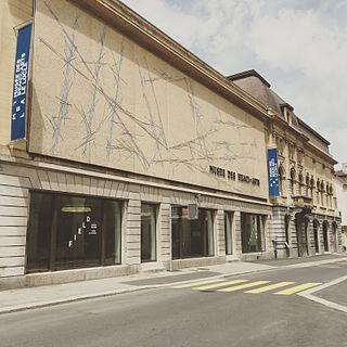 Museum of Fine Arts in Canton of Neuchâtel, Switzerland