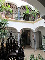 Museo del Vidrio y Cristal, Málaga-patio.jpg