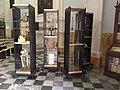 Museo universitario di Strumentaria medica, interno.jpg